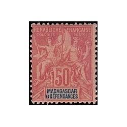 Madagascar N° 038 N *