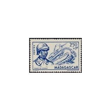 Madagascar N° 228 N *