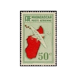 Madagascar N° PA 001 N **