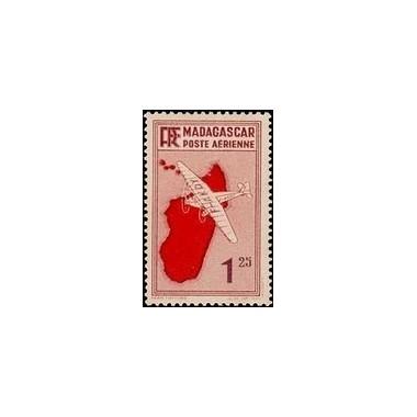 Madagascar N° PA 002 N **