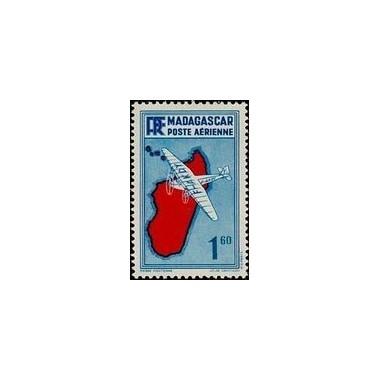 Madagascar N° PA 017 N **