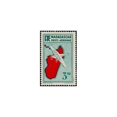 Madagascar N° PA 019 N **