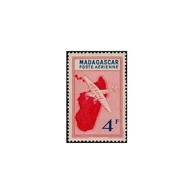 Madagascar N° PA 031 N **