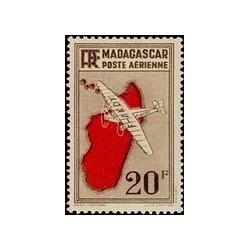 Madagascar N° PA 013 N *