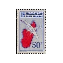 Madagascar N° PA 014 N *