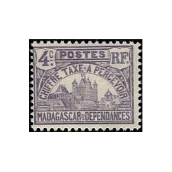 Madagascar N° TA 009 N **