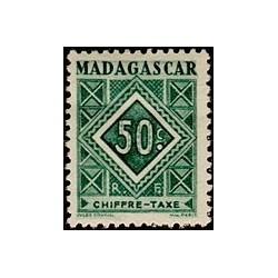 Madagascar N° TA 033 N *