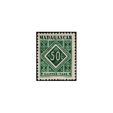 Madagascar N° TA 033 N **