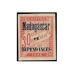 Madagascar N° TA 004 N *