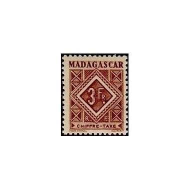 Madagascar N° TA 036 N **