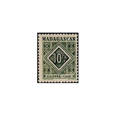 Madagascar N° TA 039 N **