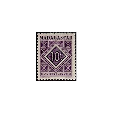 Madagascar N° TA 031 Obli