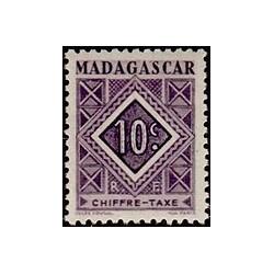 Madagascar N° TA 031 N *