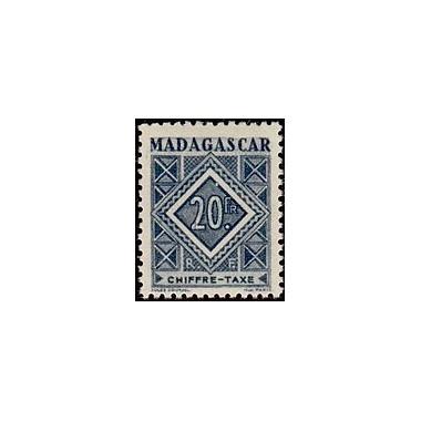 Madagascar N° TA 040 N **