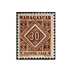 Madagascar N° TA 032 N *