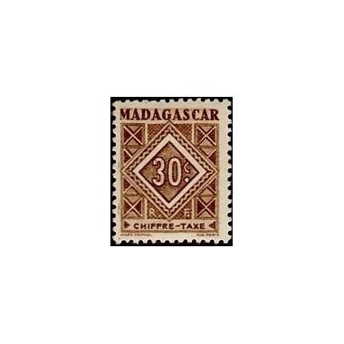 Madagascar N° TA 032 N **