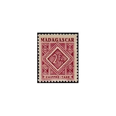 Madagascar N° TA 035 N **