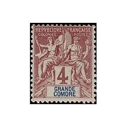 Grand-Comore N° 003 N *