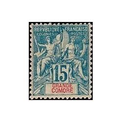 Grand-Comore N° 006 N *