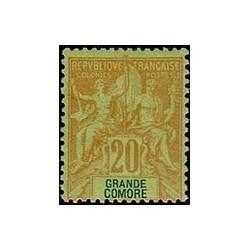 Grand-Comore N° 007 N *