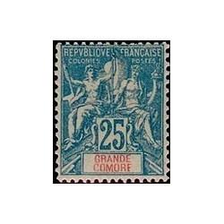 Grand-Comore N° 016 N *