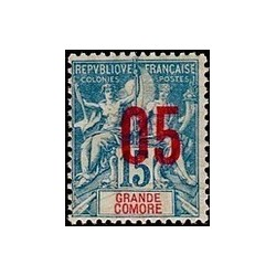 Grand-Comore N° 022 N *