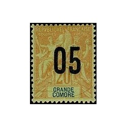 Grand-Comore N° 023 N *