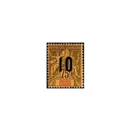 Grand-Comore N° 029 N *