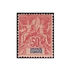 Grand-Comore N° 011 Obli