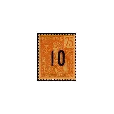 Indochine N° 064 N *