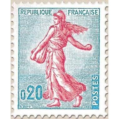 FR N° 1233 Neuf avec trace de charni