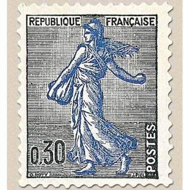 FR N° 1234A Neuf avec trace de charni