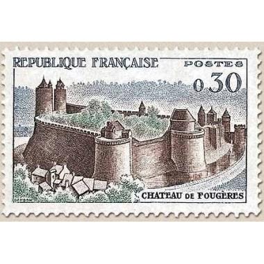 FR N° 1236 Neuf avec trace de charni