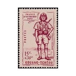 Kouang-Tcheou N° 137 N **