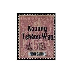 Kouang-Tcheou N° 016 N *