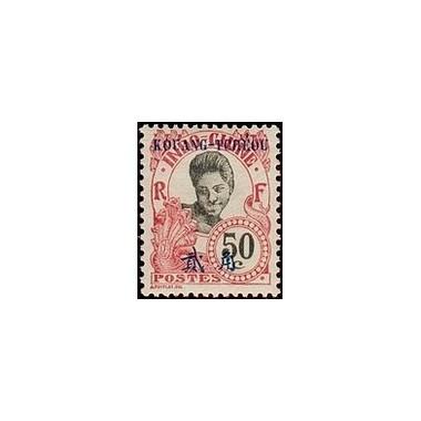 Kouang-Tcheou N° 029 N *