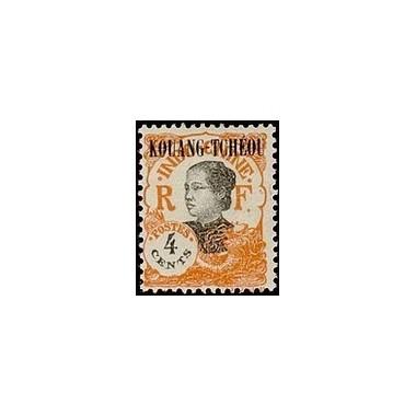 Kouang-Tcheou N° 059 N *