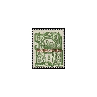 Kouang-Tcheou N° 084 N *