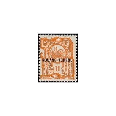 Kouang-Tcheou N° 087 N *