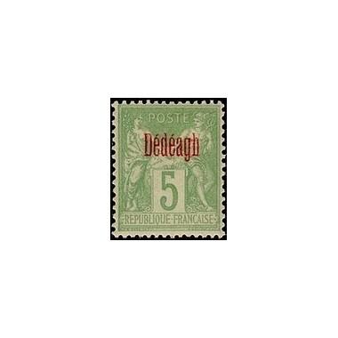 Dedeagh N° 002 Obli