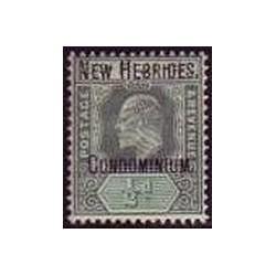 Nouvelles Hebrides N° 006 N**
