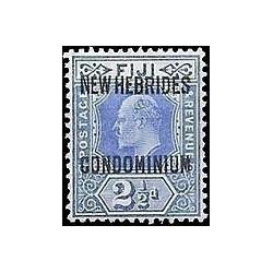 Nouvelles Hebrides N° 023 N**