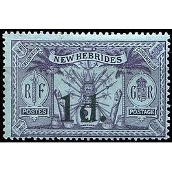Nouvelles Hebrides N° 066 N**