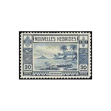 Nouvelles Hebrides N° 105 N**