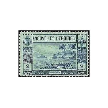 Nouvelles Hebrides N° 109 N**