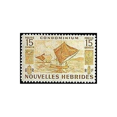 Nouvelles Hebrides N° 146 N**