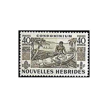 Nouvelles Hebrides N° 150 N**