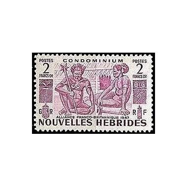 Nouvelles Hebrides N° 153 N**