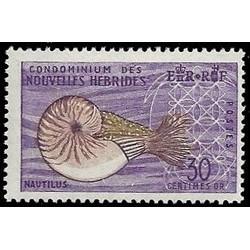 Nouvelles Hebrides N° 204 N**