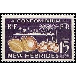 Nouvelles Hebrides N° 207 N**
